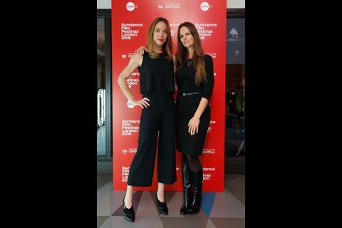 Director Sian Heder and producer Heather Rae attend the 'Tallulah' Premiere during the Sundance Film Festival: London at Picturehouse Central on June 2, 2016 in London, England.